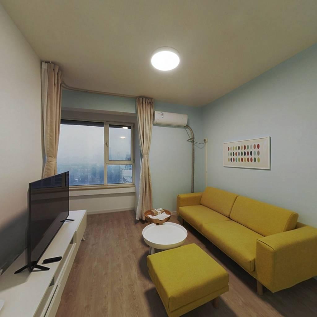 整租·沿海赛洛城七期 2室1厅 西北卧室图