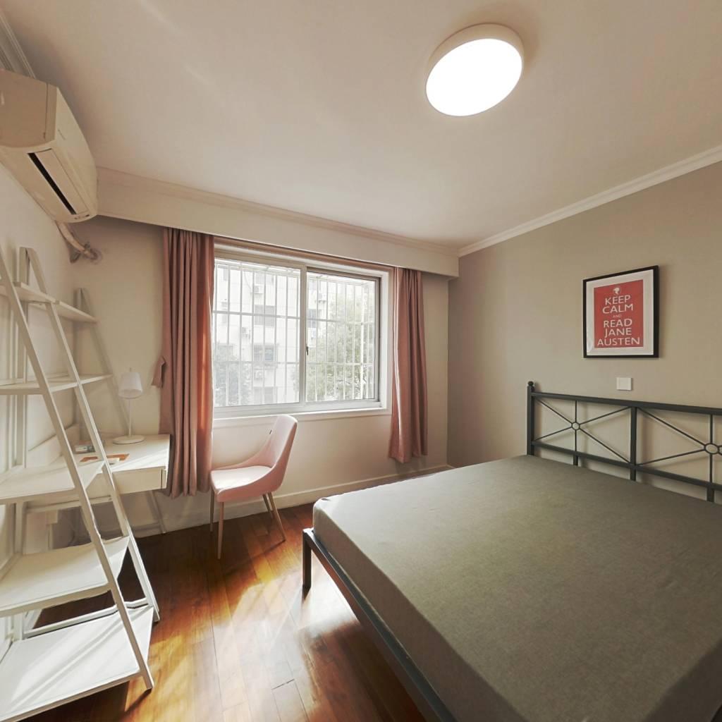 合租·欣源公寓 4室1厅 南卧室图