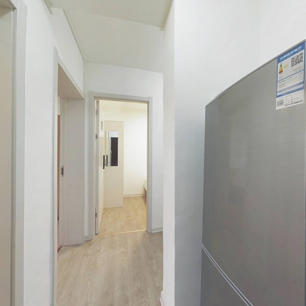 合租·翠苑三区 3室1厅 南卧室图