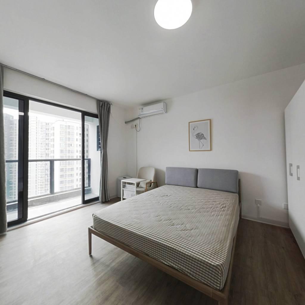 合租·钱江一苑 4室2厅 北卧室图