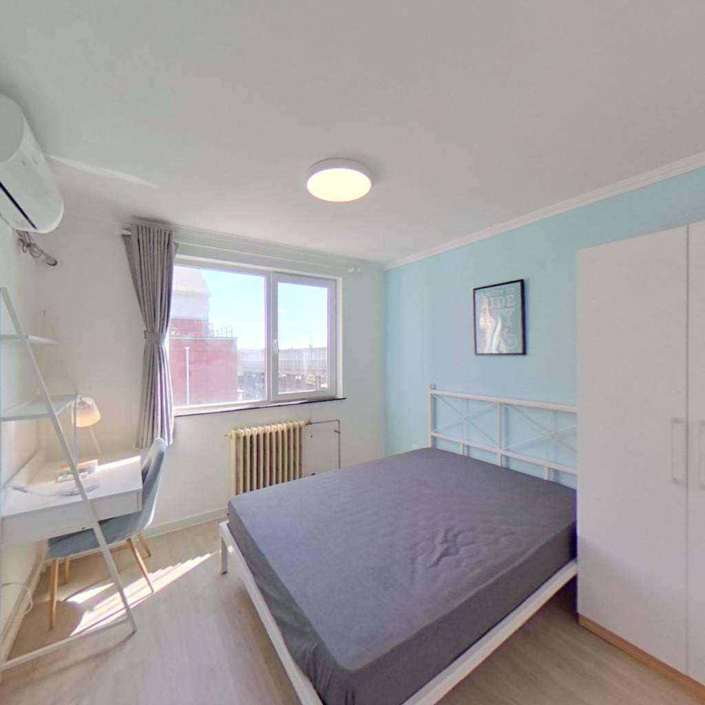合租·金隅美和园 3室1厅 东卧室图
