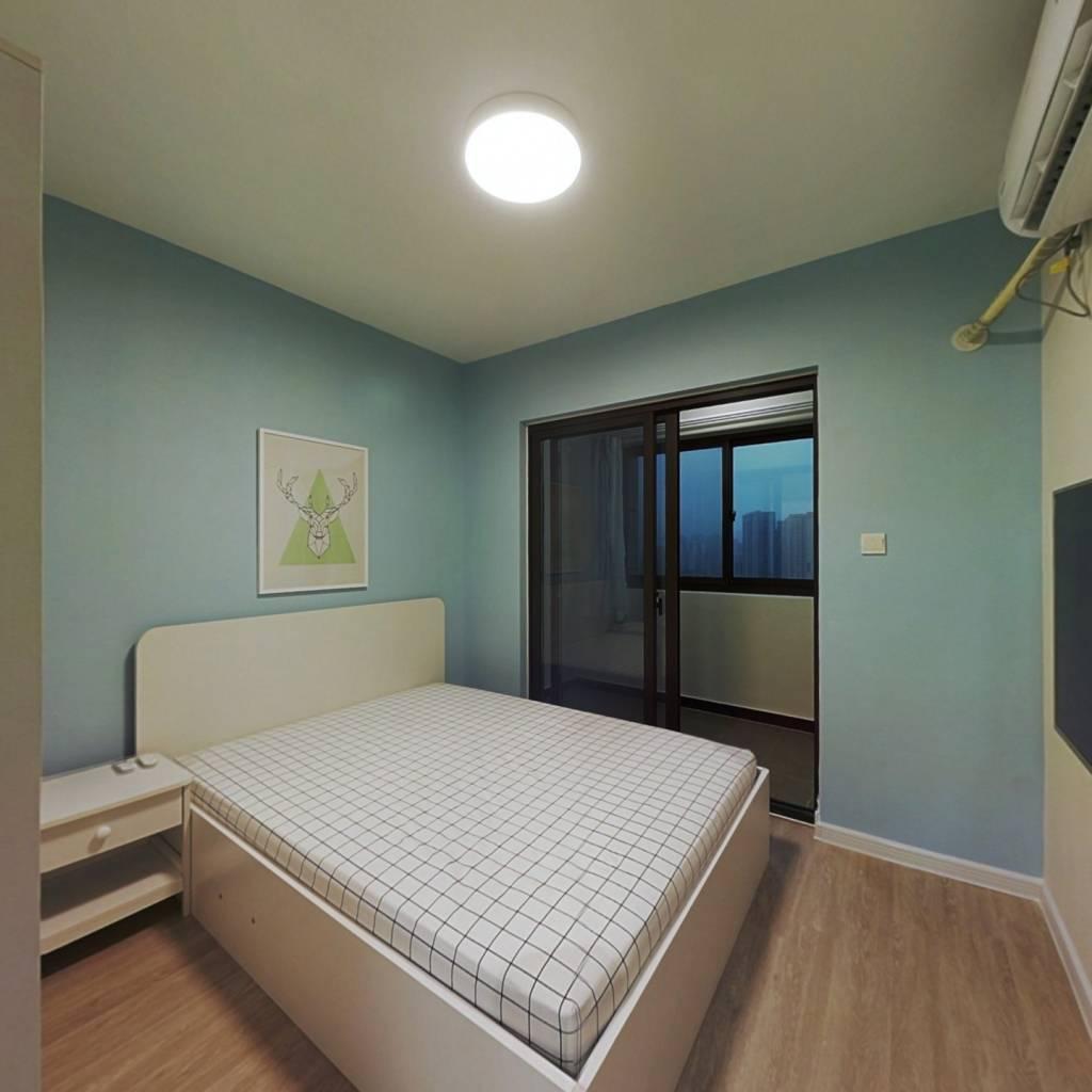整租·黄山锦庭 2室1厅 南卧室图