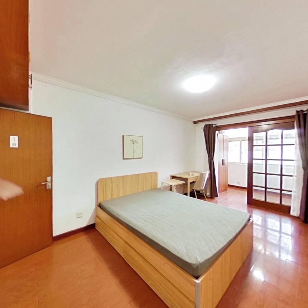 整租·龙翔路小区 1室1厅 东卧室图