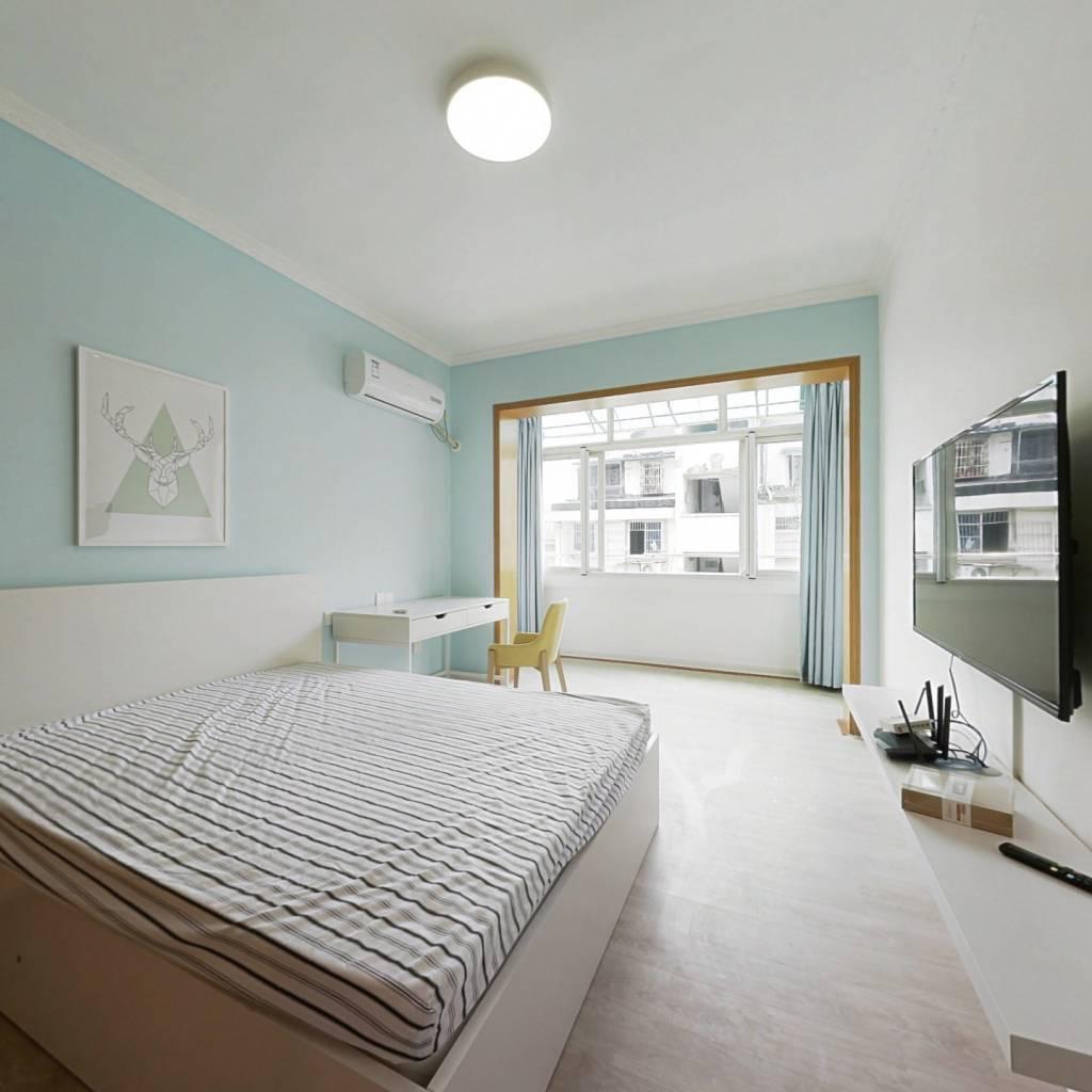 整租·武林桥河下 2室1厅 南卧室图