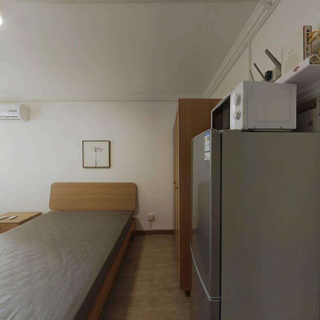 整租·南阳小区 1室1厅 南卧室图