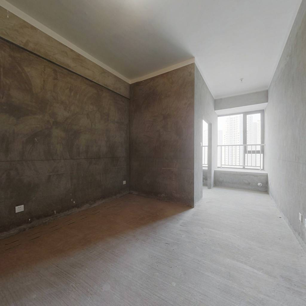 整租·中铁银杏广场 1室1厅 东南