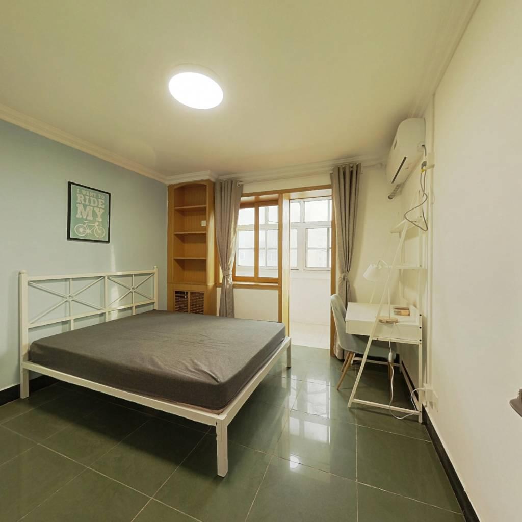 合租·玉桥南里 3室1厅 北卧室图