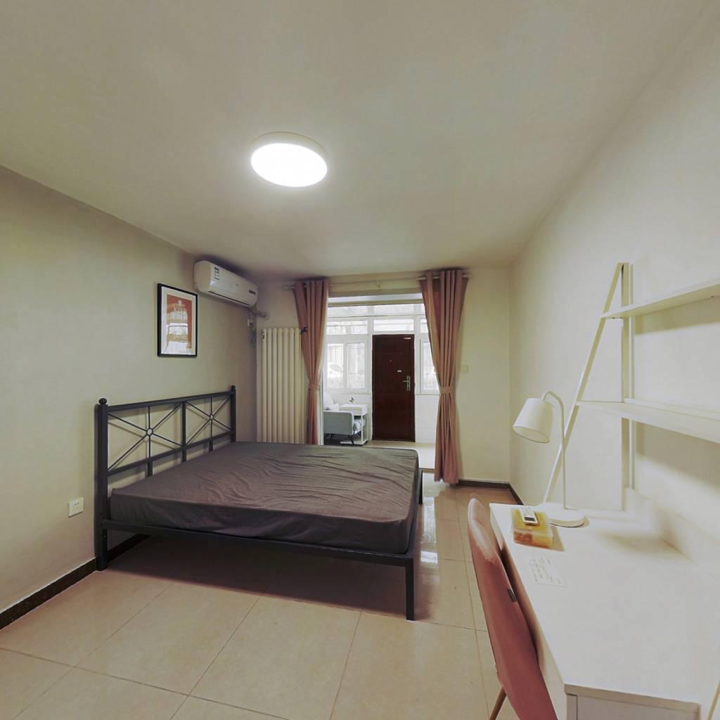 合租·远翠西里 3室1厅 西卧室图