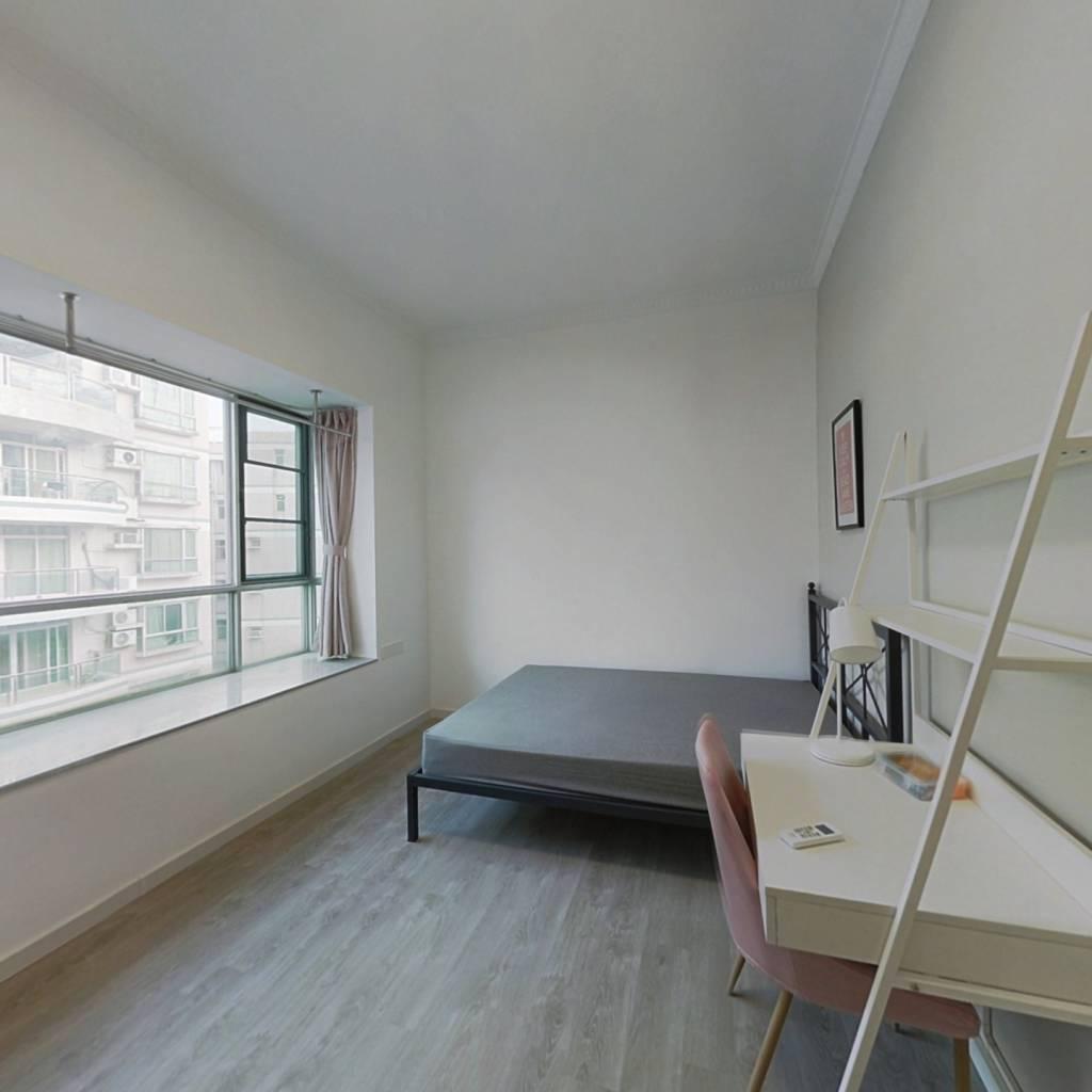 合租·广州碧桂园福苑 3室1厅 西北卧室图
