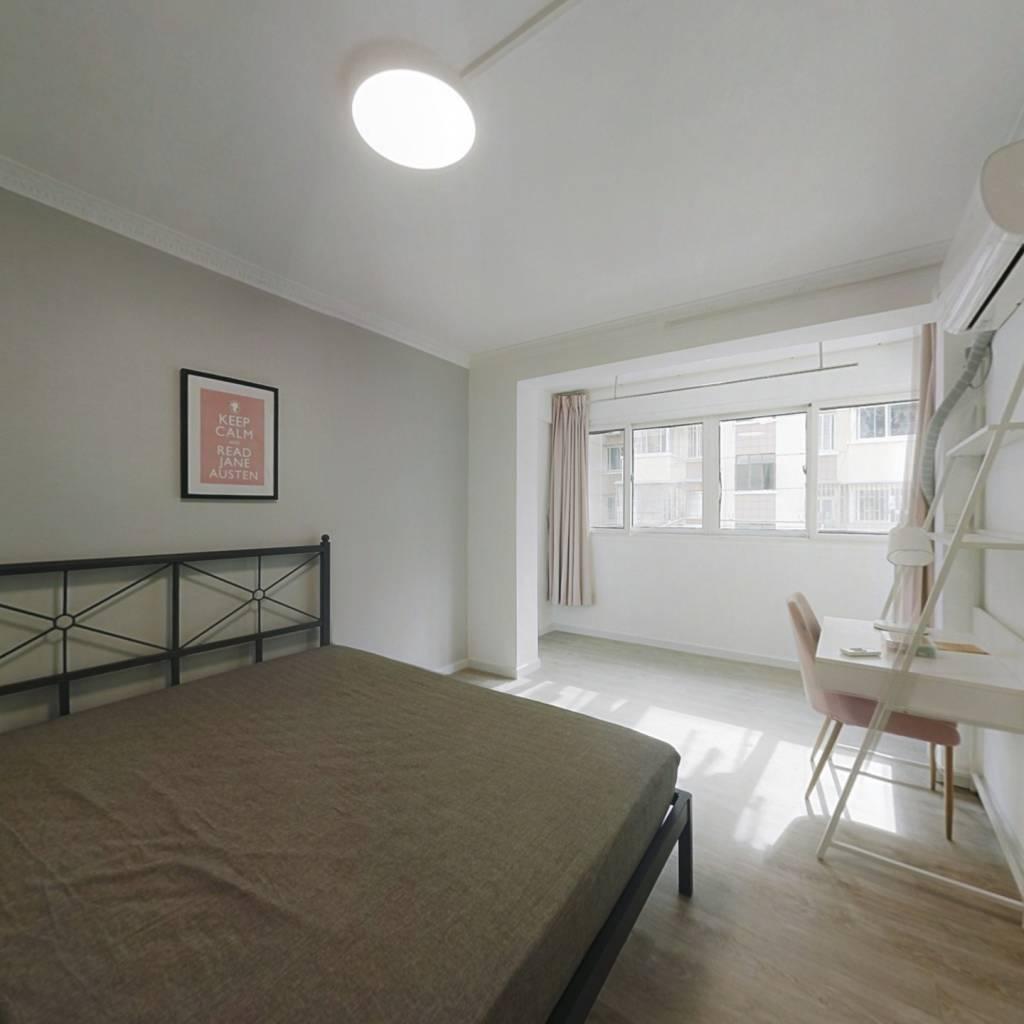 合租·北巷小区 3室1厅 北卧室图