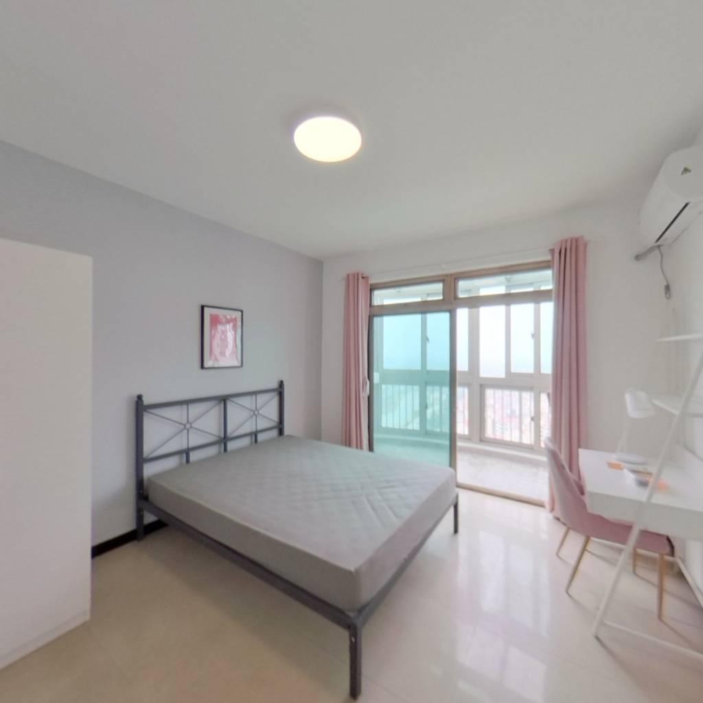 合租·上海康城 4室1厅 南卧室图