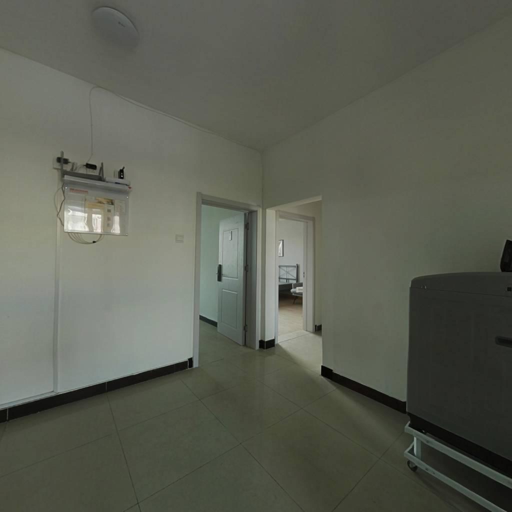 合租·华严北里中科院 3室1厅 北卧室图