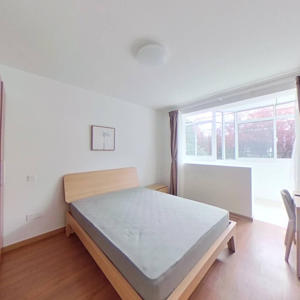 整租·海上新村 1室1厅 卧室图
