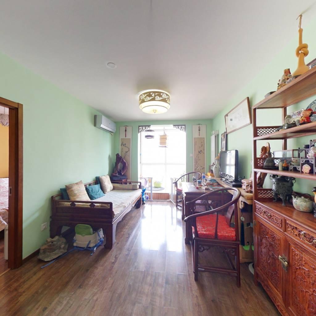 满五唯一 婚房装修 看房随时 梨园地铁 正规一居室