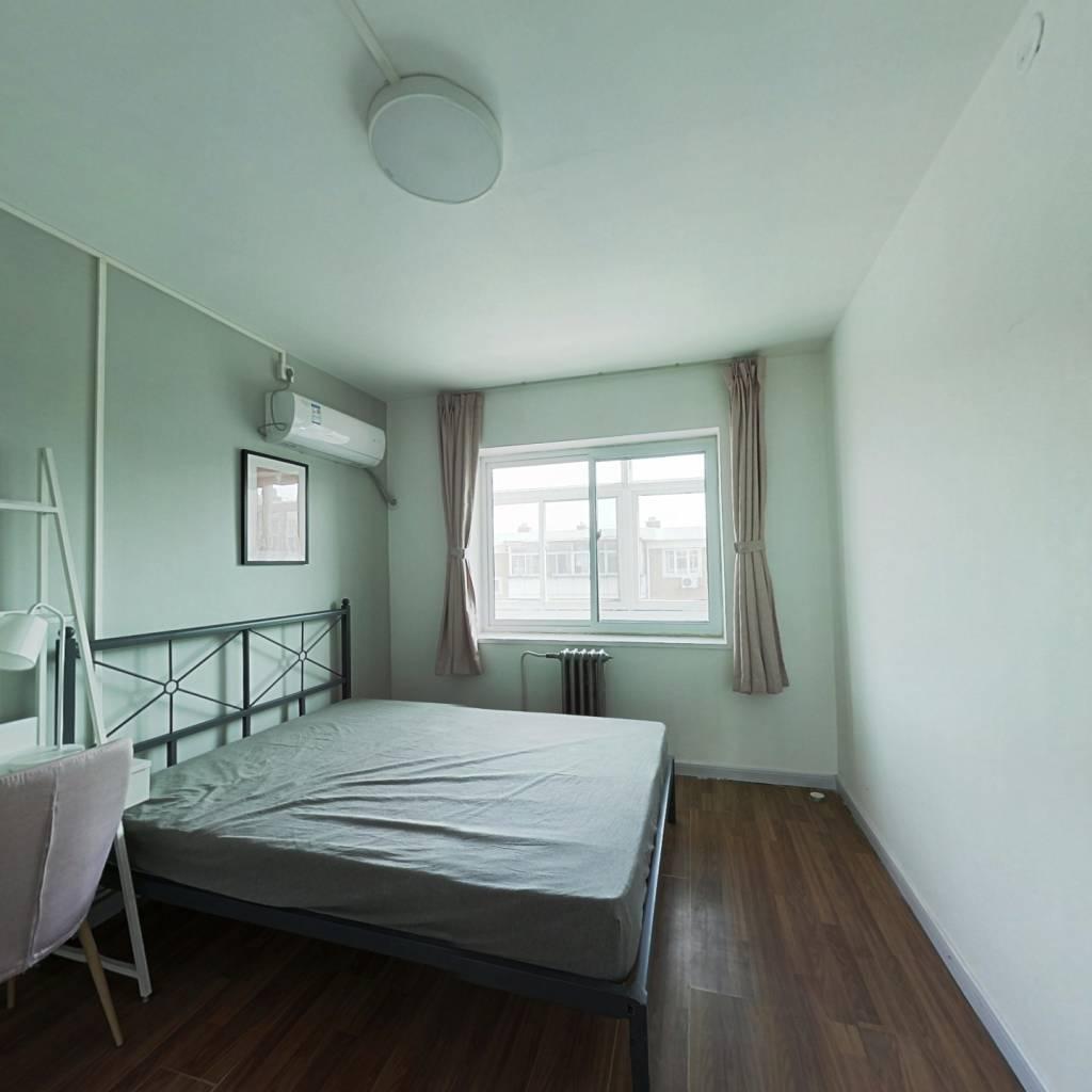 合租·园荫里 2室1厅 北卧室图