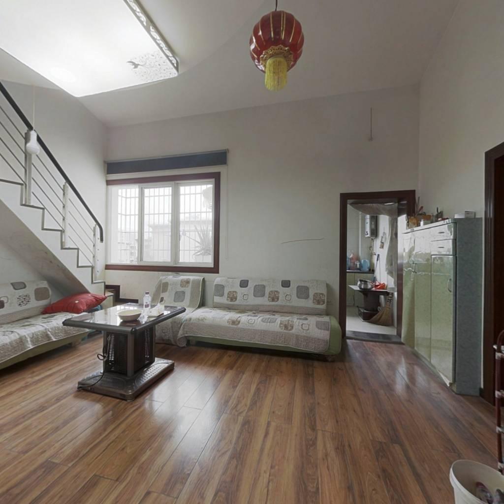 精装修 小复式楼 两室一厅 一卫
