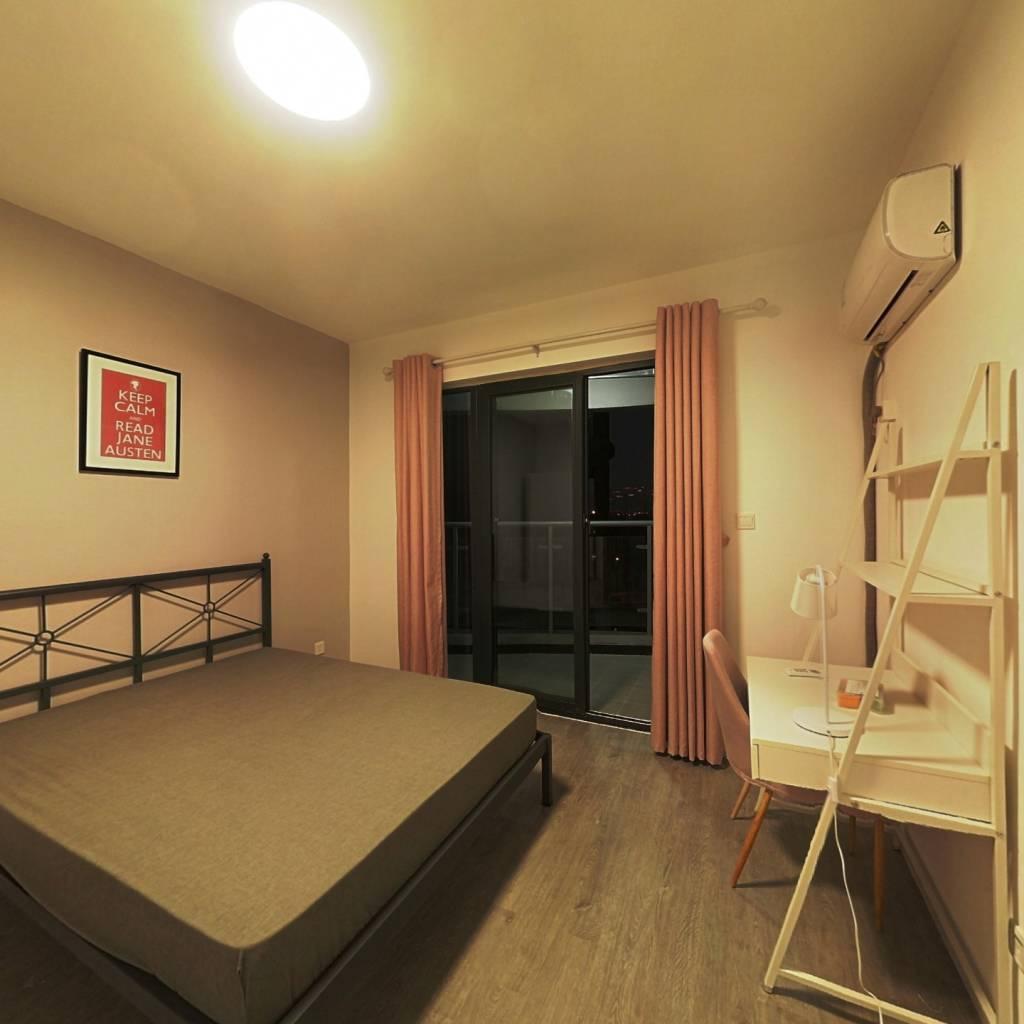 合租·红树湾 4室1厅 西卧室图