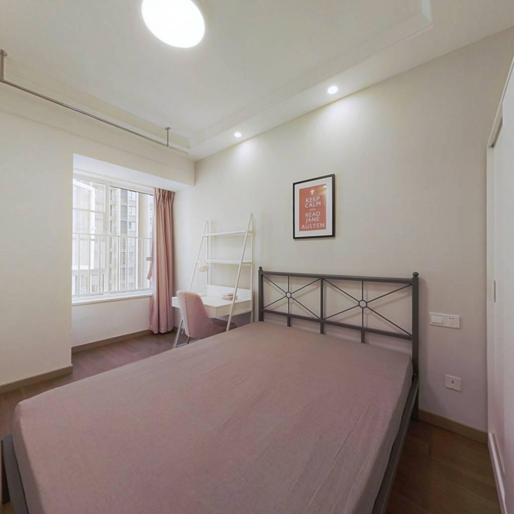 合租·金地天悦二期 3室1厅 南卧室图