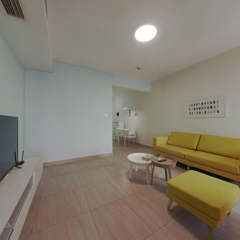 整租·摩根中心 1室1厅 西南卧室图