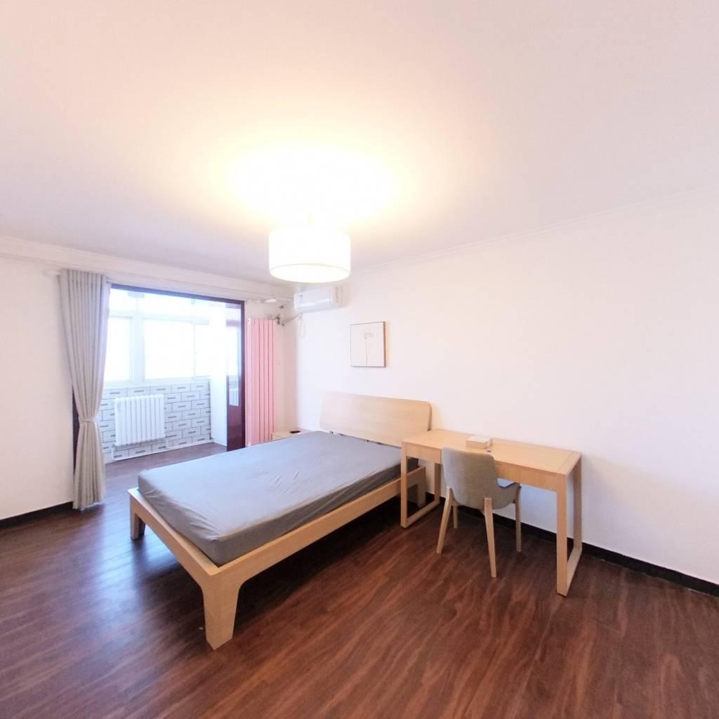 整租·幸福东区 1室1厅 北卧室图