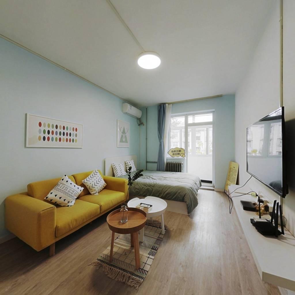 整租·三里河三区 2室1厅 南卧室图