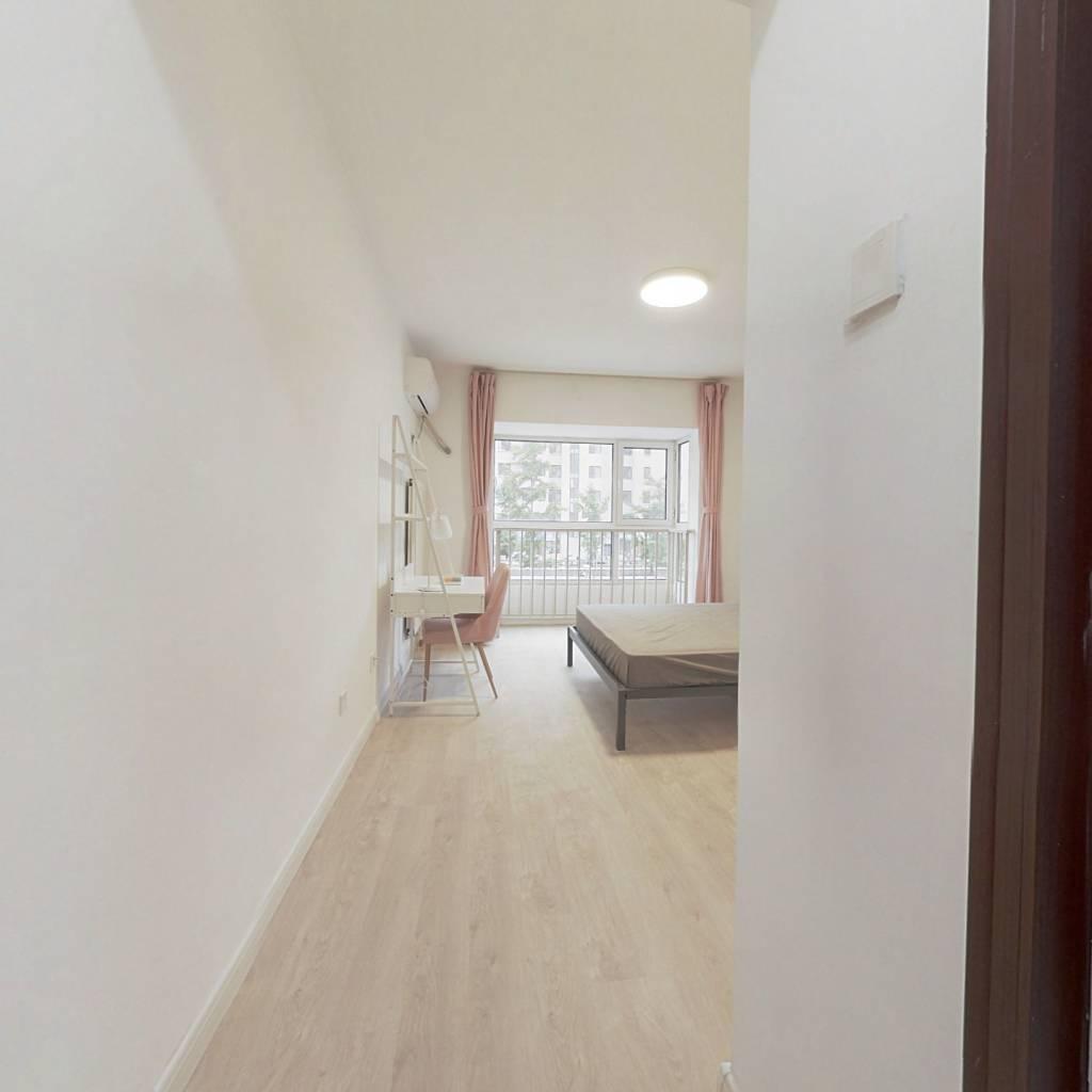 合租·瑞雪春堂 4室1厅 北卧室图