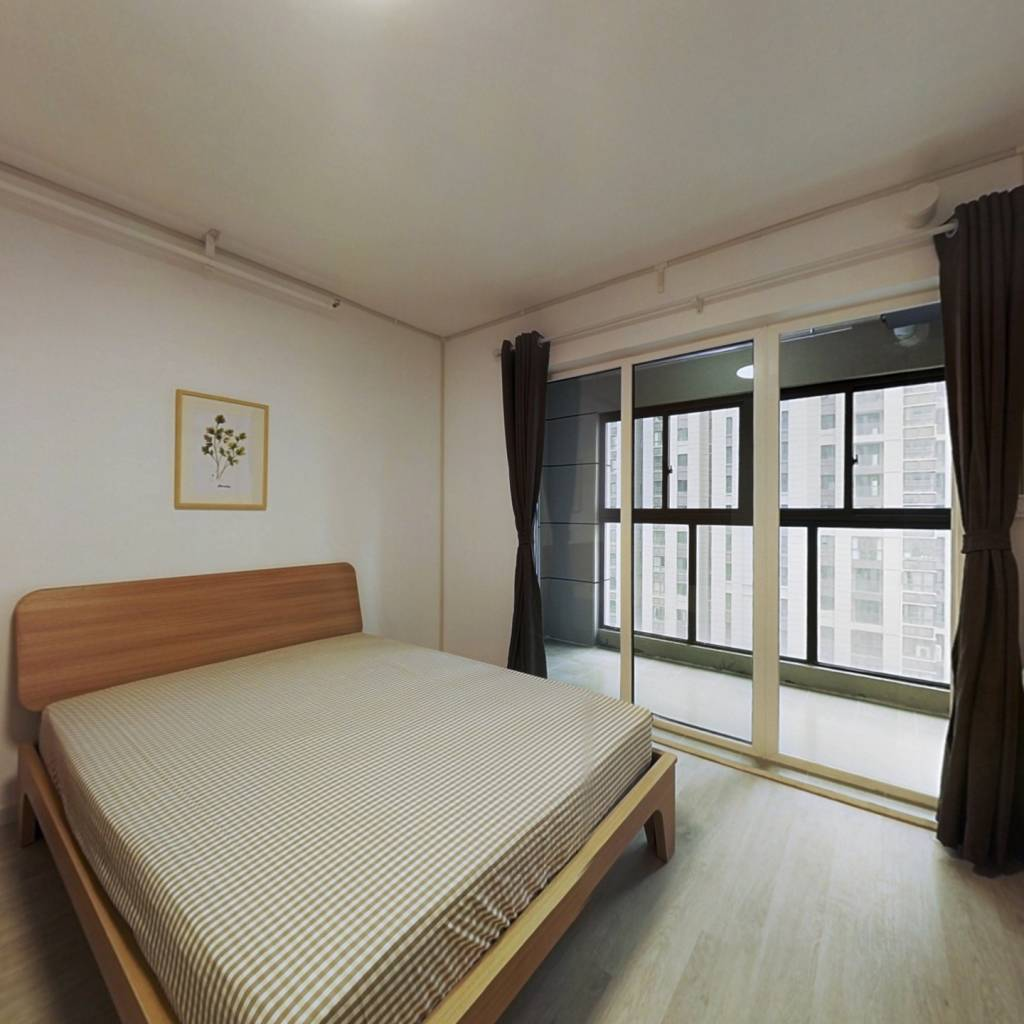 合租·汉阳人信汇四期天誉 5室1厅 南卧室图