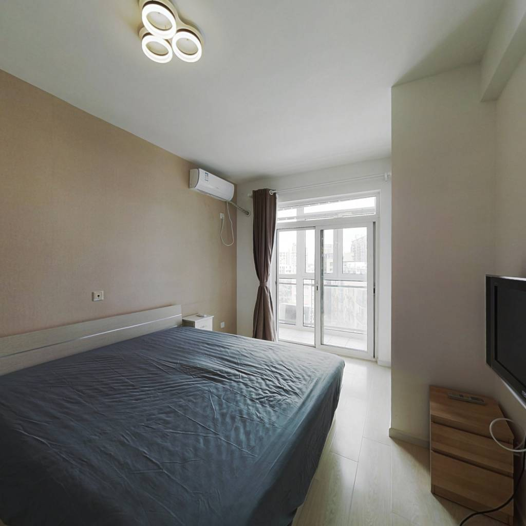 整租·沿海赛洛城一期 1室1厅 南卧室图