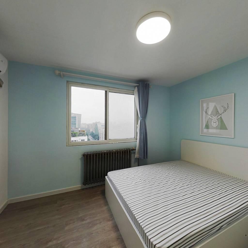 整租·豆瓣胡同 2室1厅 西南卧室图