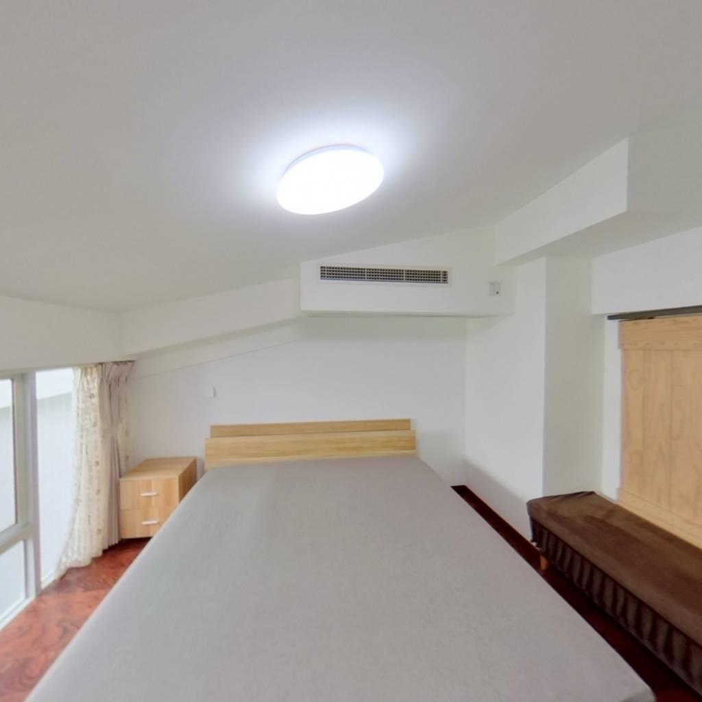 整租·万科早城(二期) 1室1厅 北卧室图