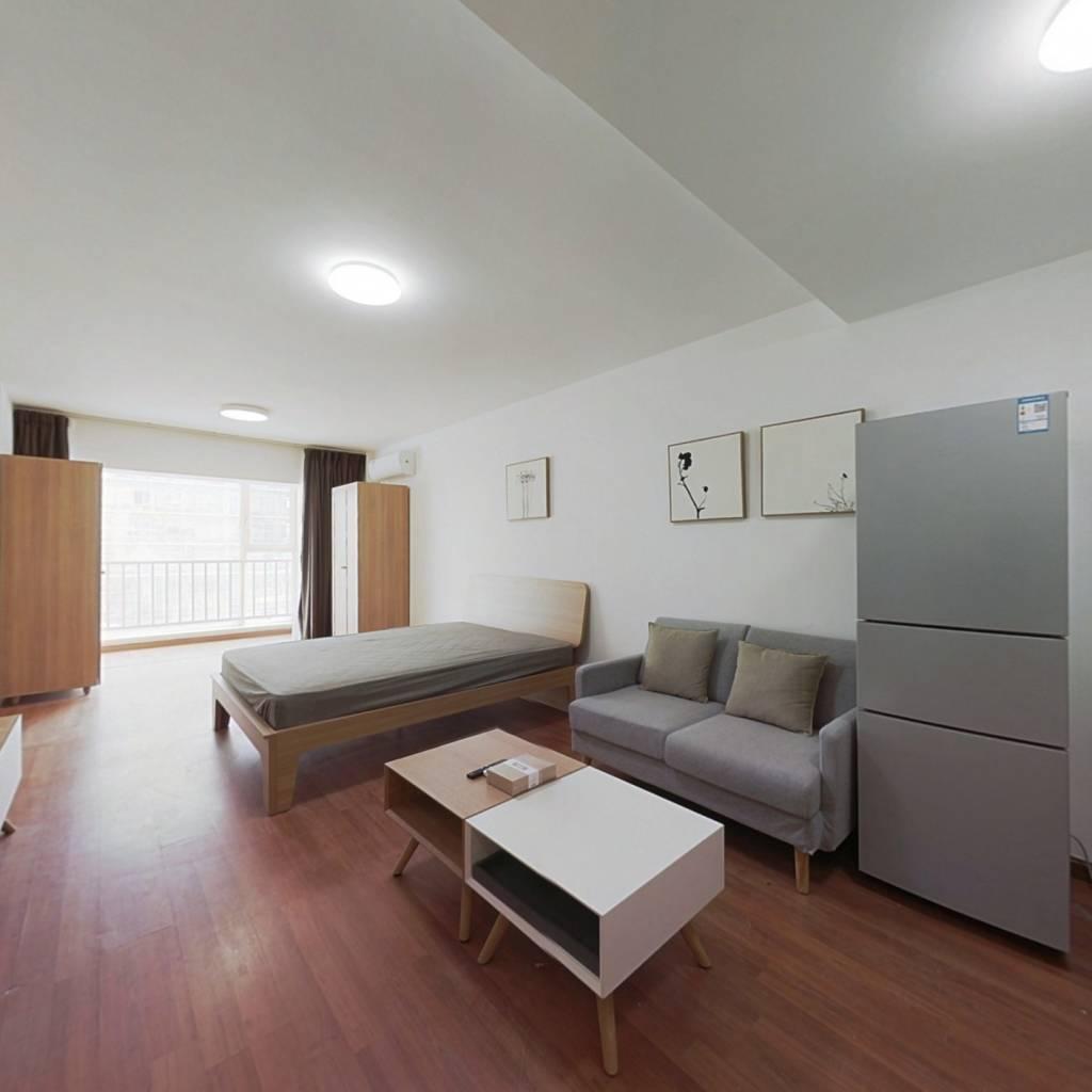 整租·大河庄苑 1室1厅 东卧室图
