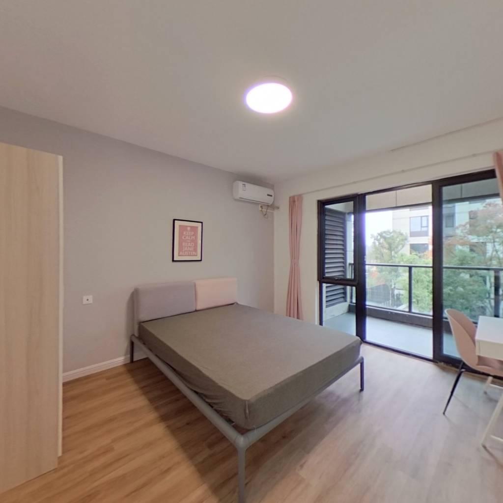 合租·香港兴业耦园 5室1厅 南卧室图