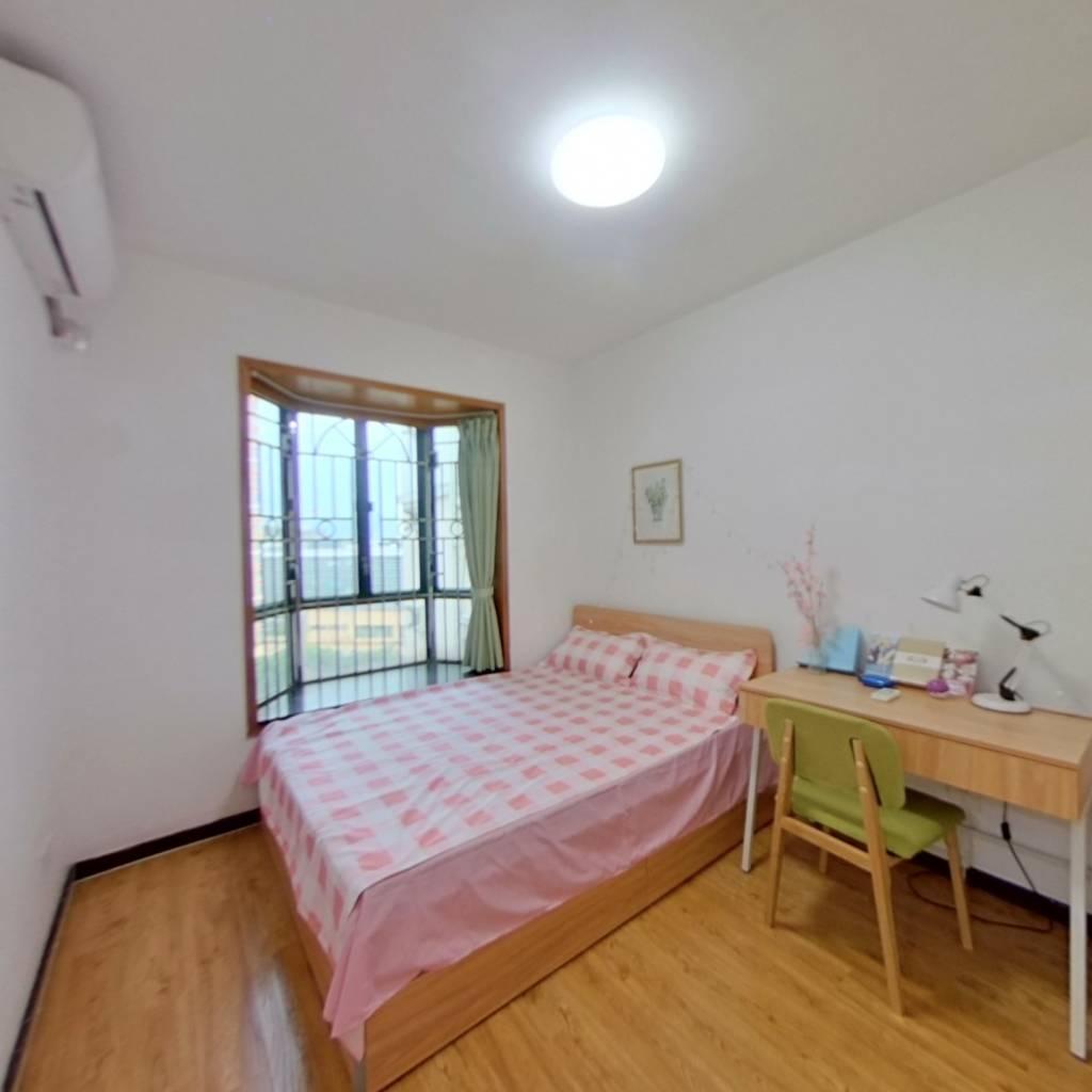 整租·天泽花园 2室1厅 南卧室图