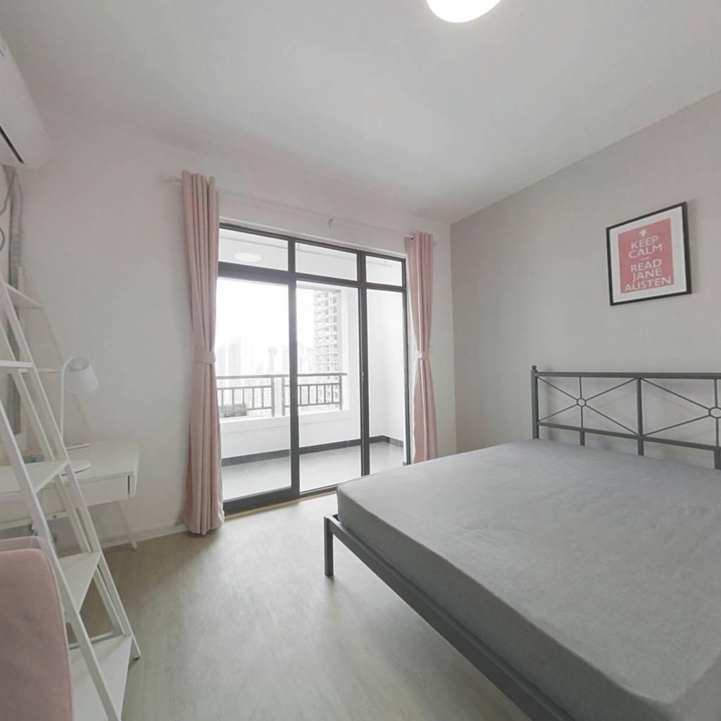 合租·首创爱这城一二期 3室1厅 东卧室图