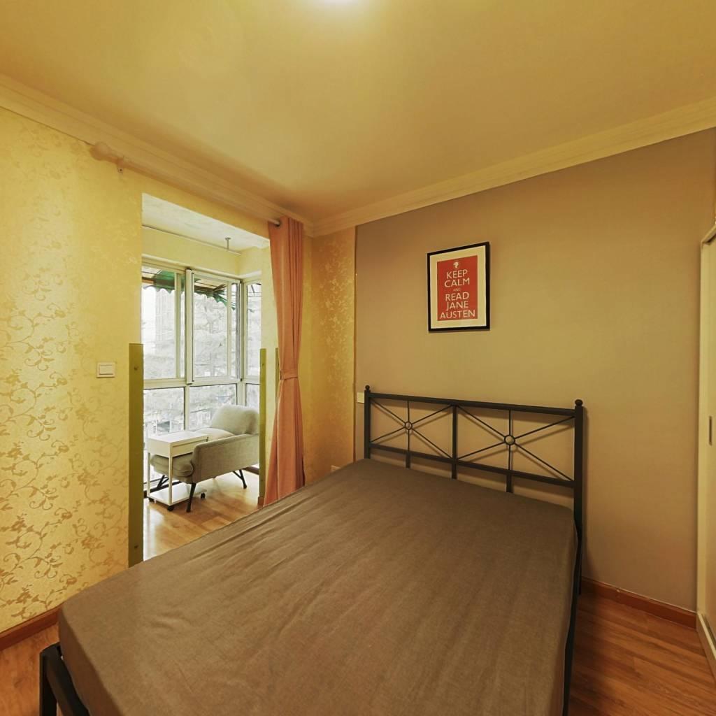 合租·锦洲花园 3室1厅 北卧室图