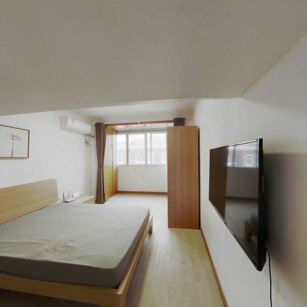 整租·翔殷路627弄 1室1厅 南卧室图
