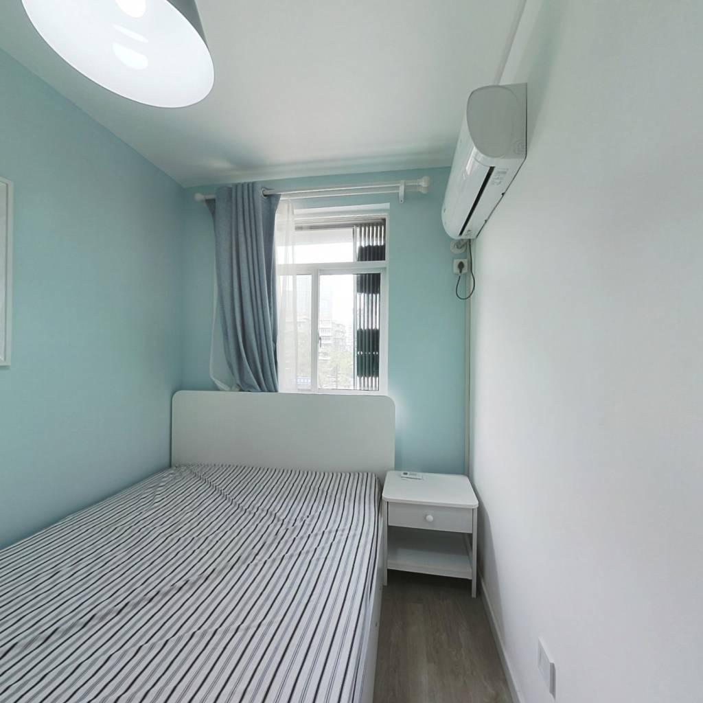整租·小杨村小区 2室1厅 南北卧室图