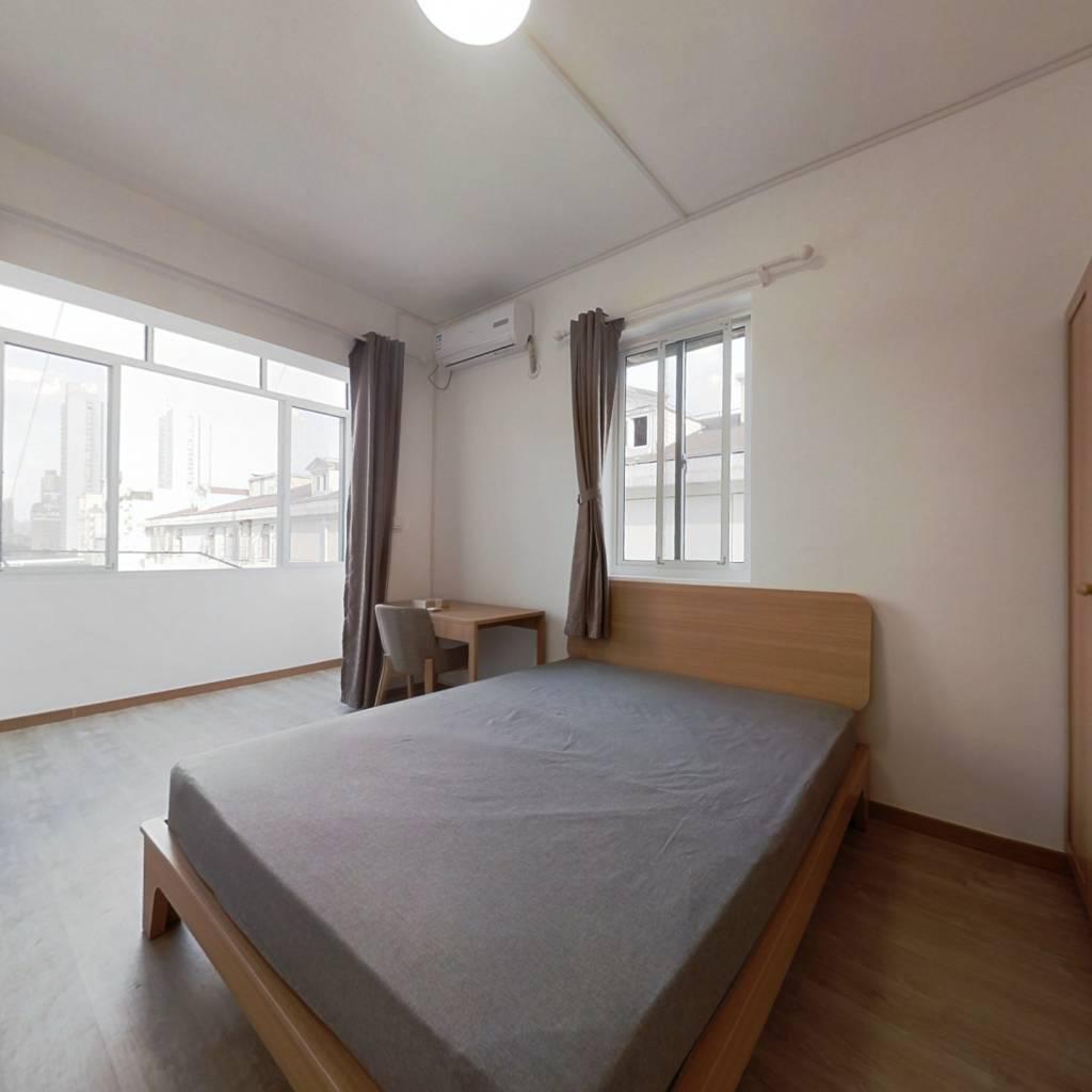 整租·茶陵北路3号 1室1厅 东卧室图