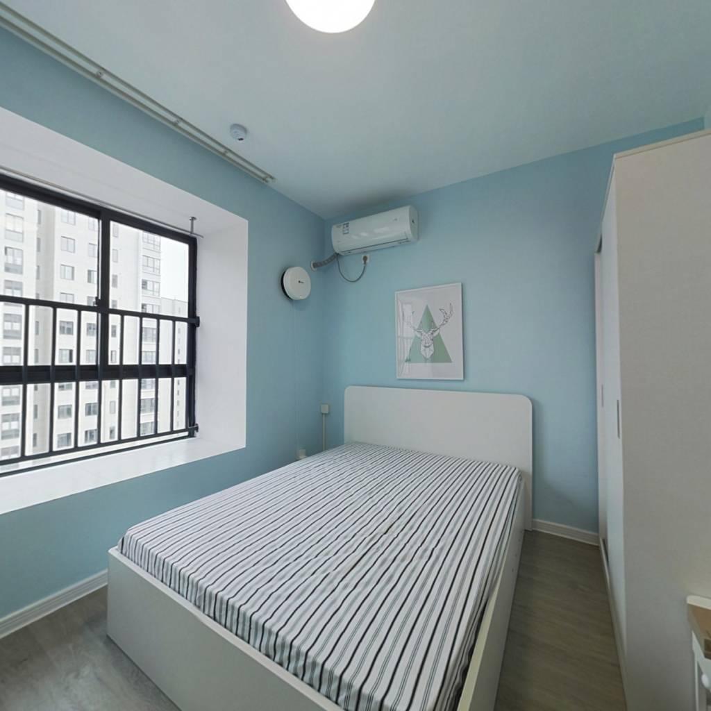 整租·钱江二苑 2室1厅 卧室图