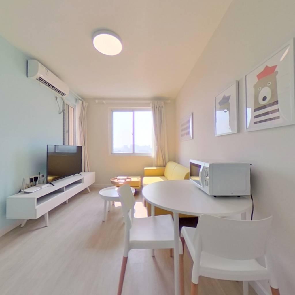 整租·宝祁雅苑(北区) 2室1厅 卧室图