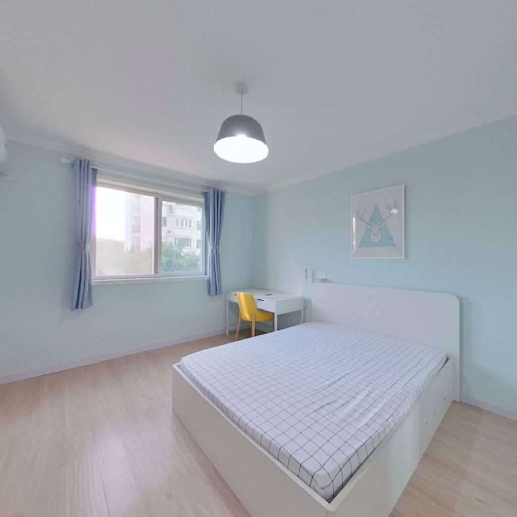 整租·精益公寓 2室1厅 南卧室图
