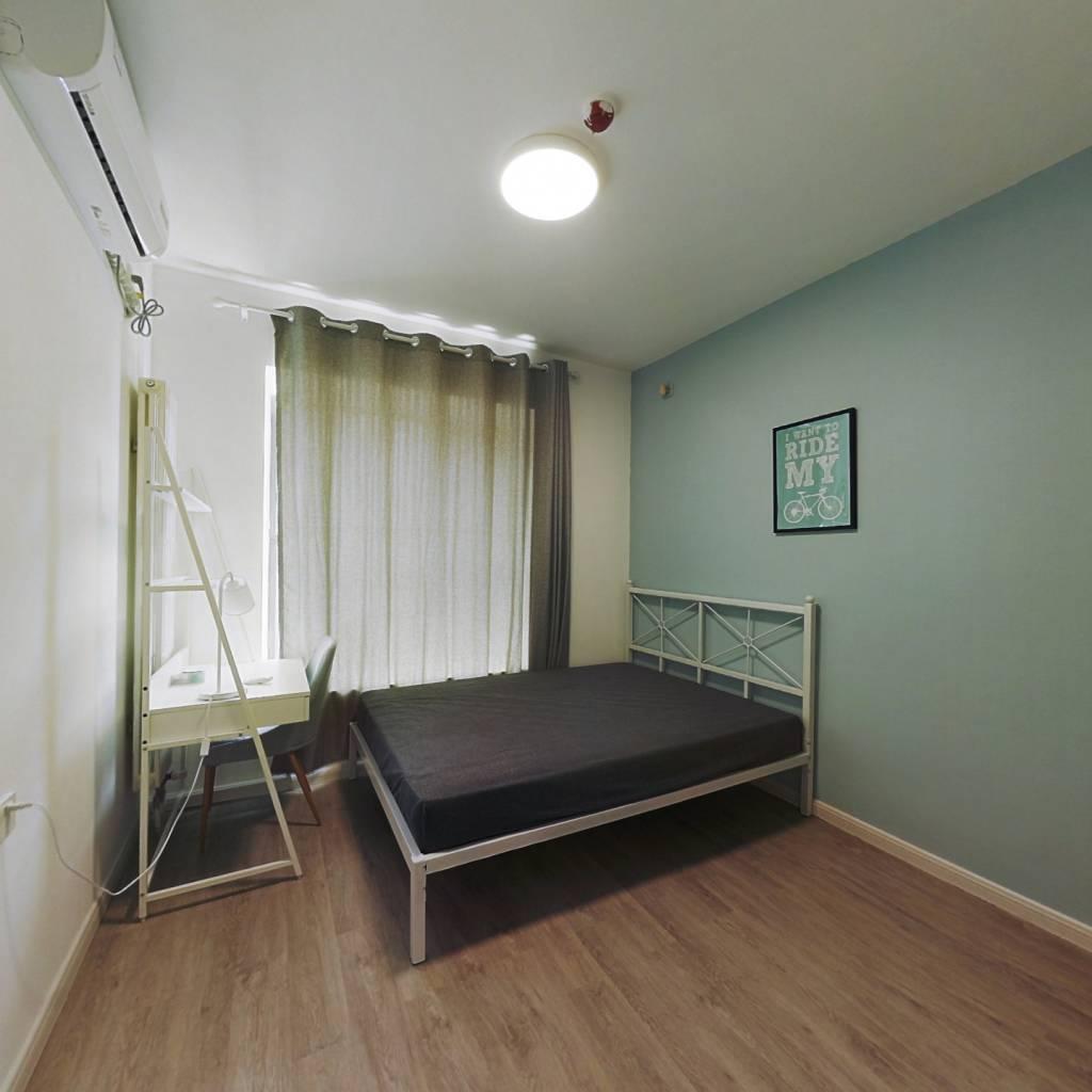 合租·富力又一城 3室1厅 南卧室图