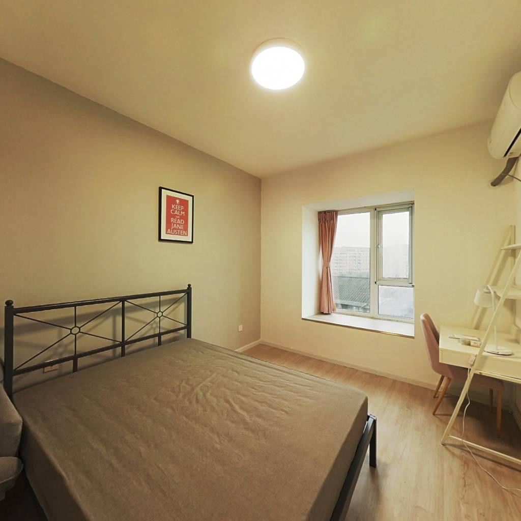 合租·泊景湾 4室1厅 西卧室图
