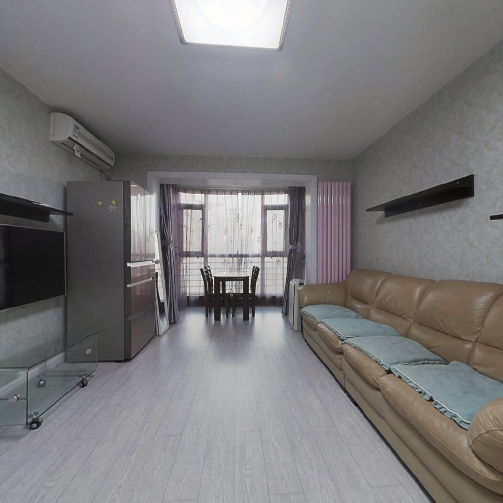 朝东向一居室 视野好,精装修,看房便利