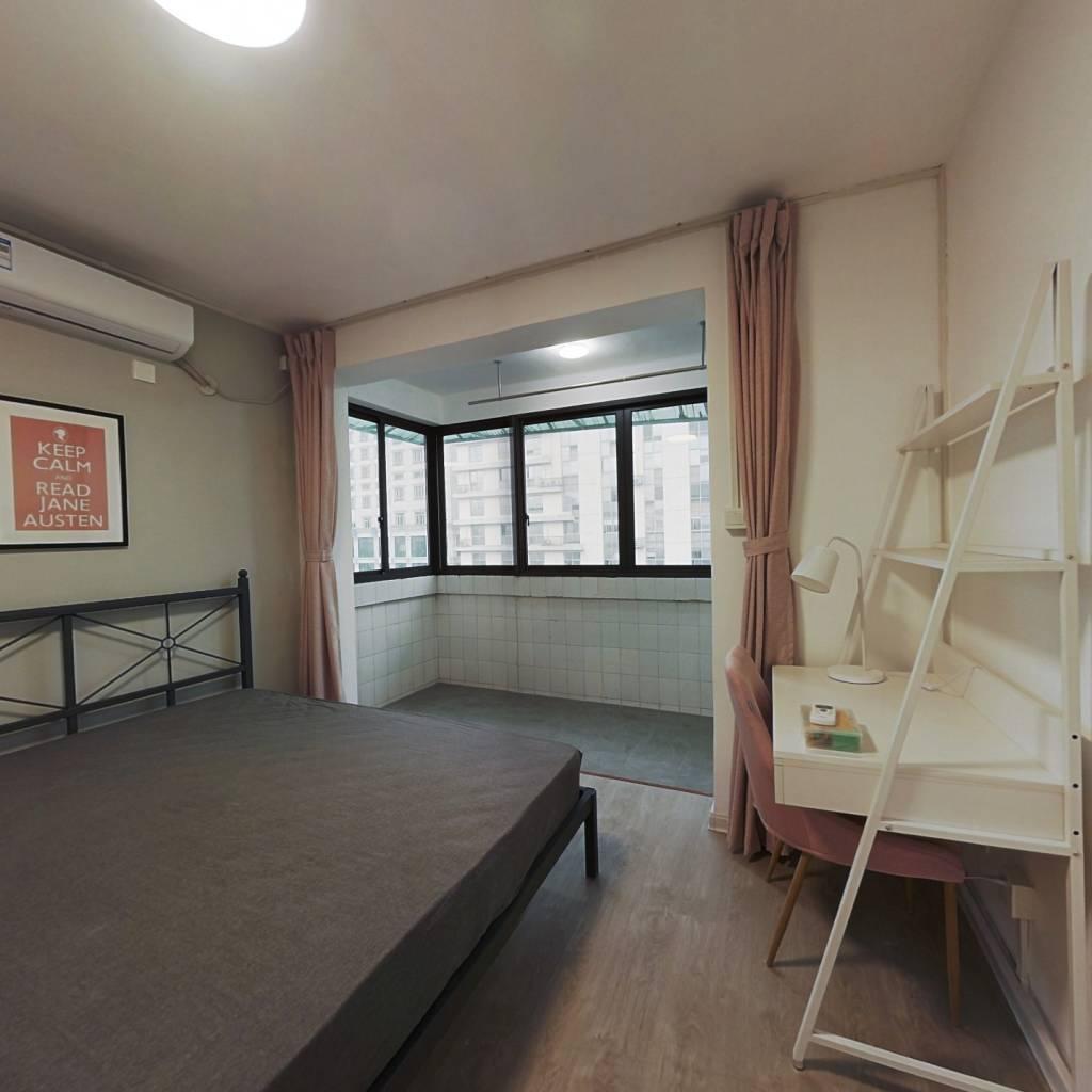 合租·翠苑五区 3室1厅 北卧室图
