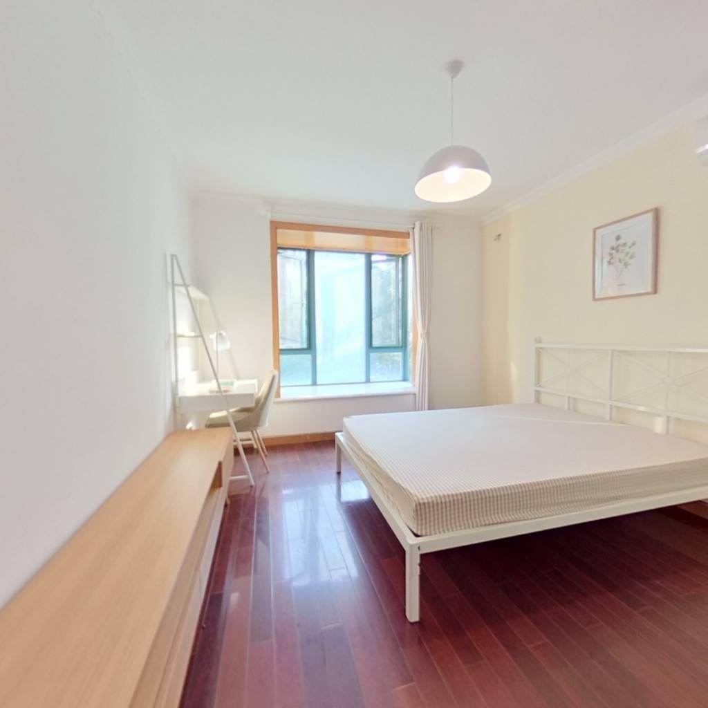 合租·滨江雅苑 3室1厅 西卧室图