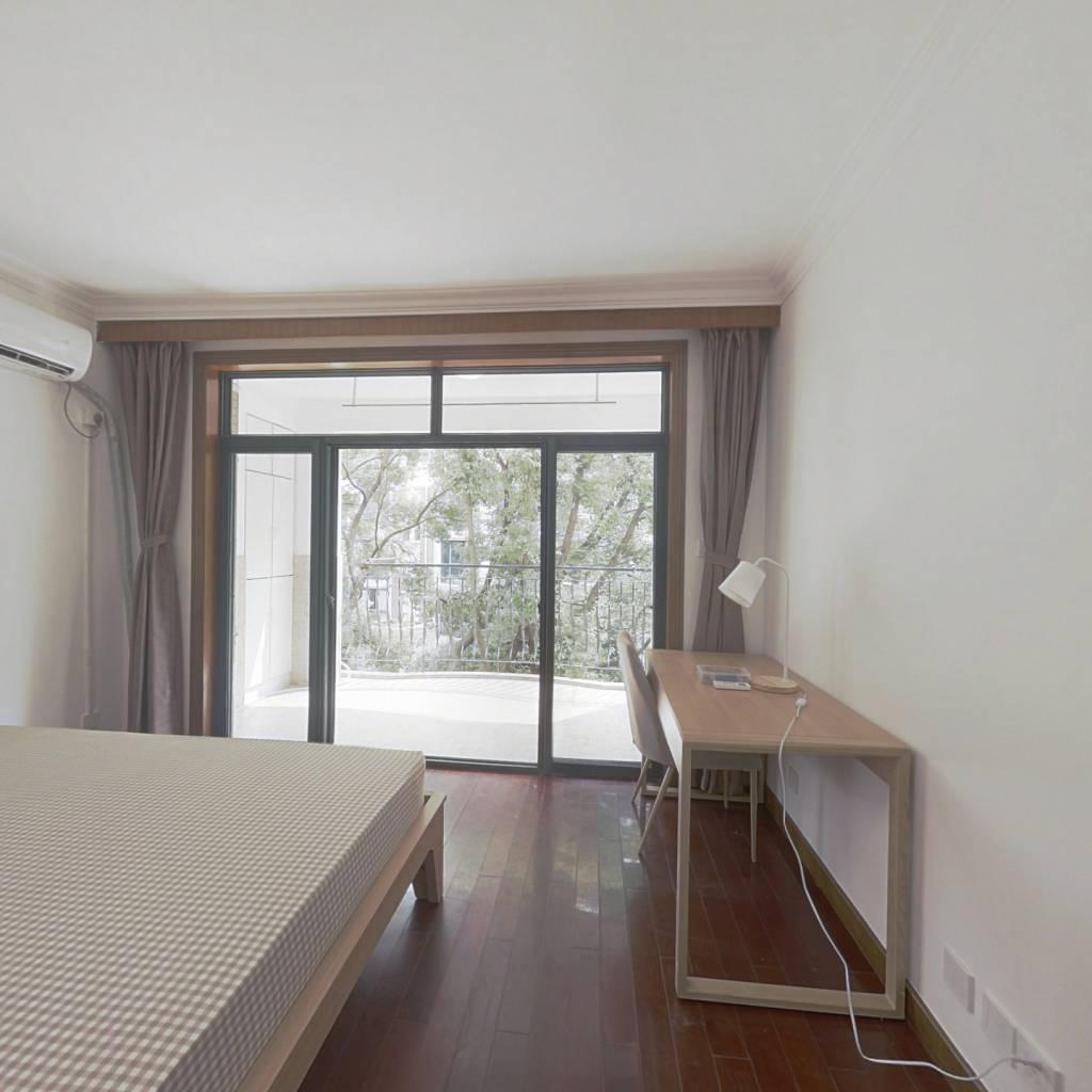 合租·绿地公寓(长宁) 3室1厅 南卧室图