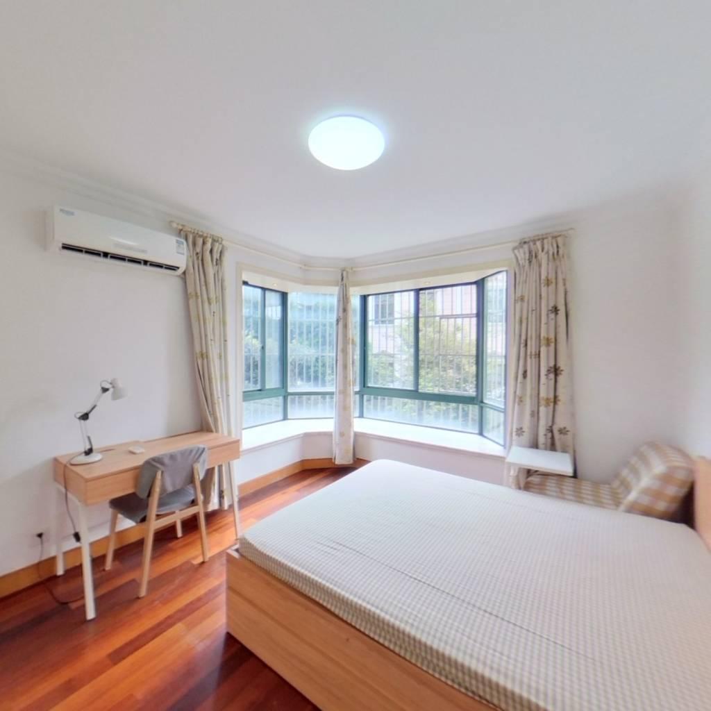 整租·绿地春申花园 2室1厅 南卧室图