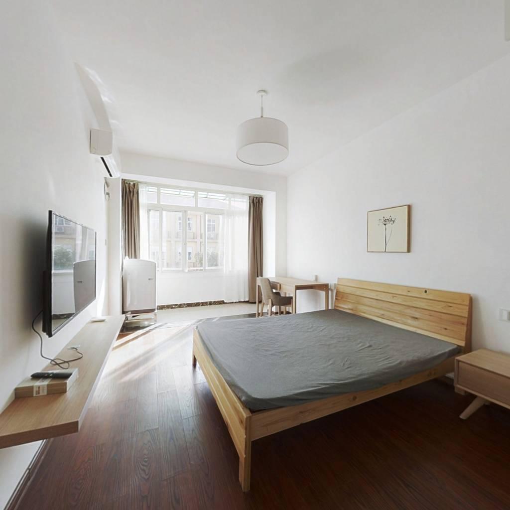 整租·石板巷 2室1厅 南北卧室图