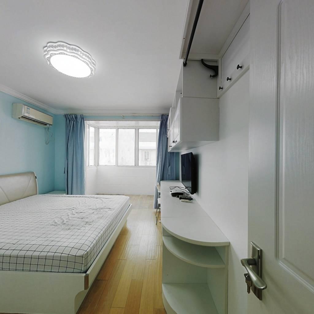 整租·开鲁一村 2室1厅 南卧室图